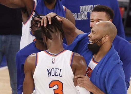 New York Knicks vs Hawks