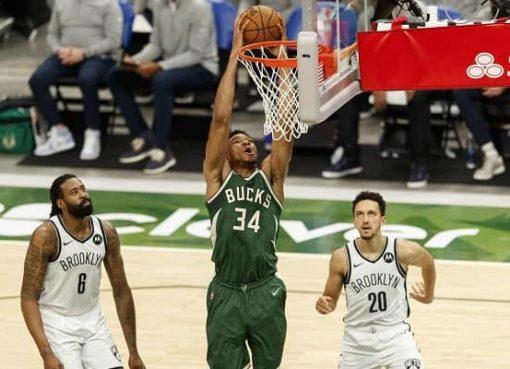 Bucks vs Nets