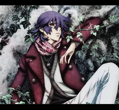 Top 10 Anime Boy with Purple Hair