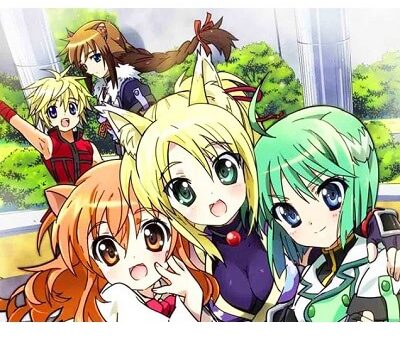Top 10 Anime Kitsune Girl