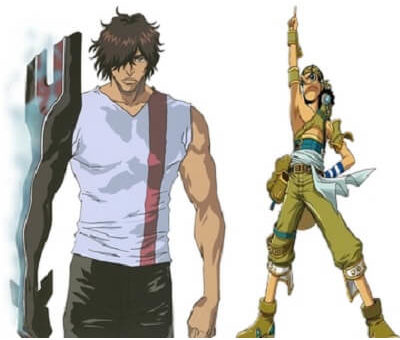 Top 10 Curly-haired Male Characters