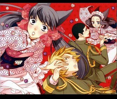 Top 10 Yokai Anime