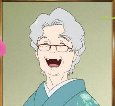 anime grandma