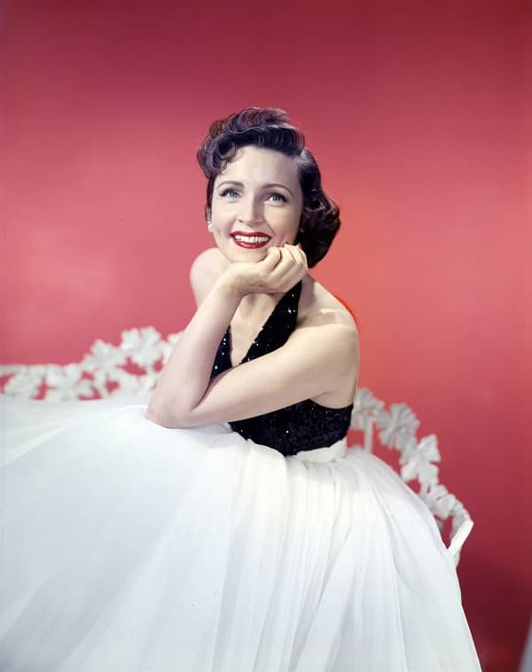 Betty White Young