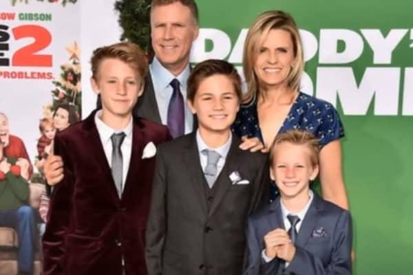 Mattias Paulin Ferrell Family